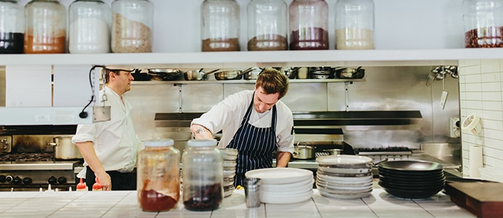 Chef - Here's 8 tips to help you look after yourself